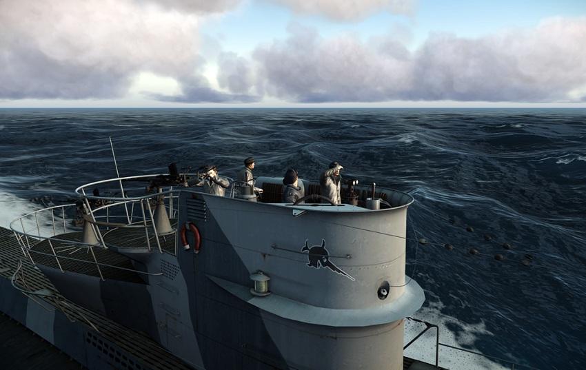 Silent hunter 5 улучшение лодки